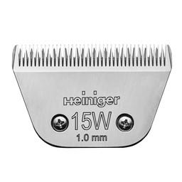 Heiniger Scherkopf #15W / 1,0 mm für Saphir Schermaschine