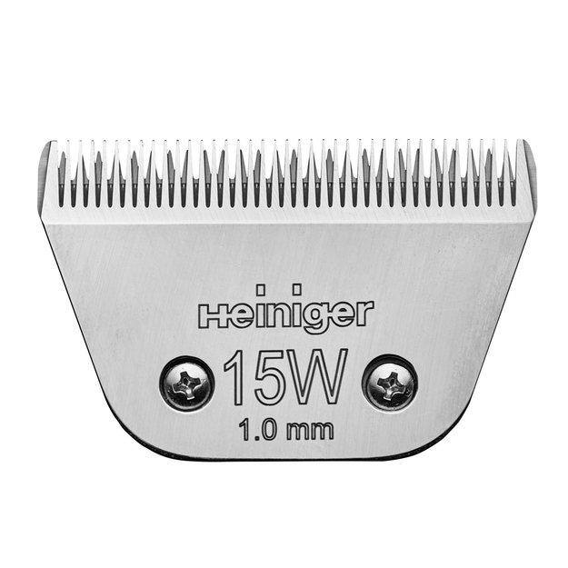 Heiniger Heiniger Scherkopf #15W / 1,0 mm für Saphir Schermaschine