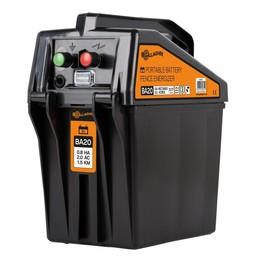 Gallagher Weidezaungerät/Batteriegerät BA20 (9V/12V)