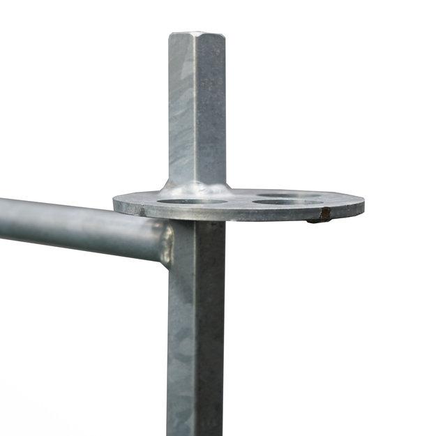 Köhler Holz- und Metallverarbeitung Steckfixhorde/Weidepanel 300 x 90 cm