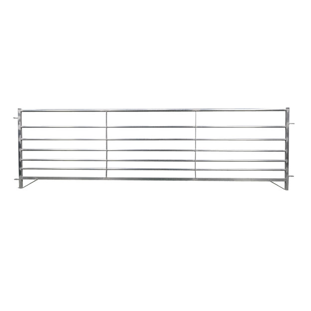Köhler Holz- und Metallverarbeitung 10x Aluminium-Horde/Weidepanel 300 x 90 cm