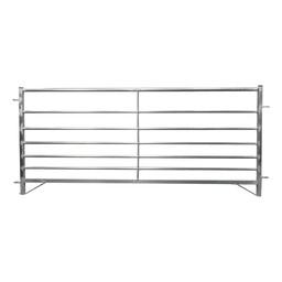 10x Aluminium-Horde/Weidepanel 200 x 90 cm