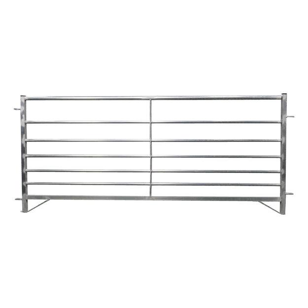 Köhler Holz- und Metallverarbeitung 10x Aluminium-Horde/Weidepanel 200 x 90 cm