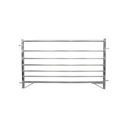 10x Aluminium-Horde/Weidepanel 150 x 90 cm