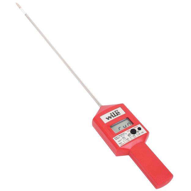 Wile Heusonde - Feuchtigkeitsmessgerät für Heu & Stroh WILE 27