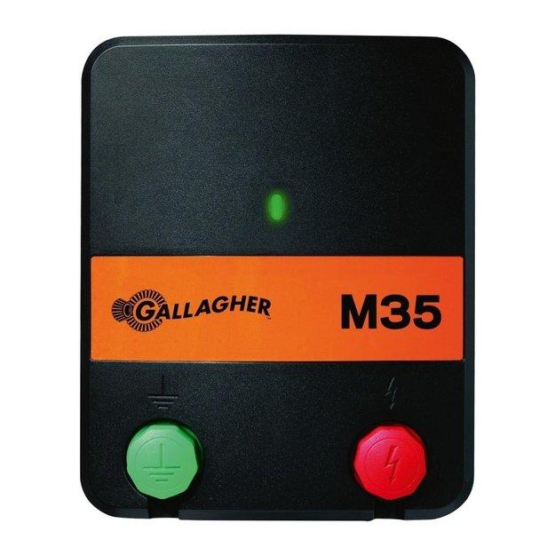 Gallagher  Gallagher Gartenzaun-Starterset M35 (230V) - 80 cm