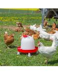 Horizont Küken- und Hühnertränke COMBO mit Bajonettverschluss - 6 l