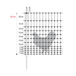 Horizont Geflügelnetz ranger® security 105 cm/50 m (Einzelspitze)