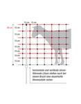 Horizont Vertikal-Netz für Schafe - 90 cm/50 m (Doppelspitze)