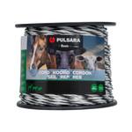 Pulsara 200 m/5 mm Pulsara Weidezaunseil Basic (weiß)