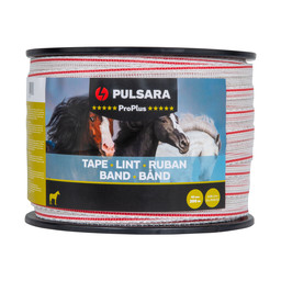 200 m/40 mm Pulsara Breitband Pro Plus (weiß)