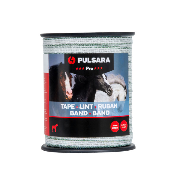 Pulsara 200 m/10 mm Pulsara Breitband Pro (weiß)