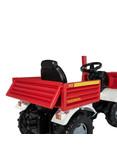 rolly toys Tretfahrzeug rollyUnimog Fire - Feuerwehr