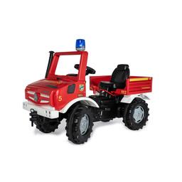 Tretfahrzeug rollyUnimog Fire - Feuerwehr