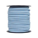 Pulsara 50 m Pulsara Elastisches Cord weiß/blau