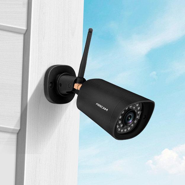 Foscam Foscam FI9912P IP/WLAN Überwachungskamera mit Full HD