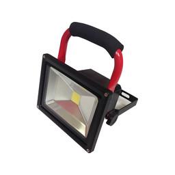 LED Strahler mit Akku 20 W
