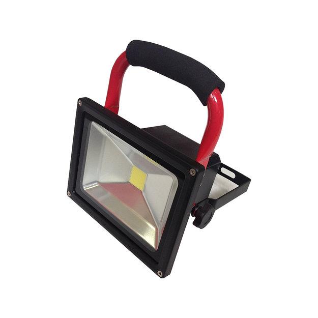 PowerPac LED Strahler mit Akku 20 W