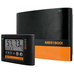 Gallagher Weidezaungerät/Dualgerät MBS1800i Multi Power (12V/230V)