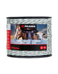 Pulsara 500 m/4 mm Pulsara Weidezaunseil Pro (weiß)