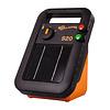 Gallagher Weidezaungerät/Solargerät S20 mit Akku
