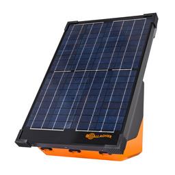 Gallagher Weidezaungerät/Solargerät S200 mit Akkus