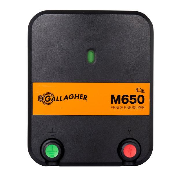 Gallagher  Gallagher Weidezaungerät/Netzgerät M650 - Special Edition