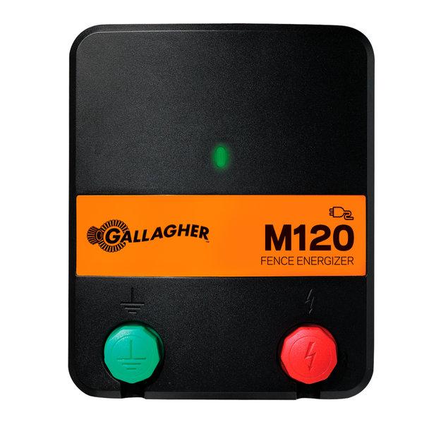 Gallagher  Gallagher Weidezaungerät/Netzgerät M120 (230V)