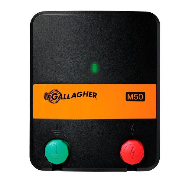 Gallagher  Gallagher Weidezaungerät/Netzgerät M50 (230V)