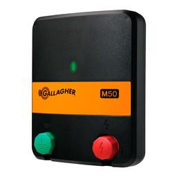 Gallagher Weidezaungerät/Netzgerät M50 (230V)