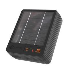 Gallagher Weidezaungerät/Solargerät S6 mit Li-Akku