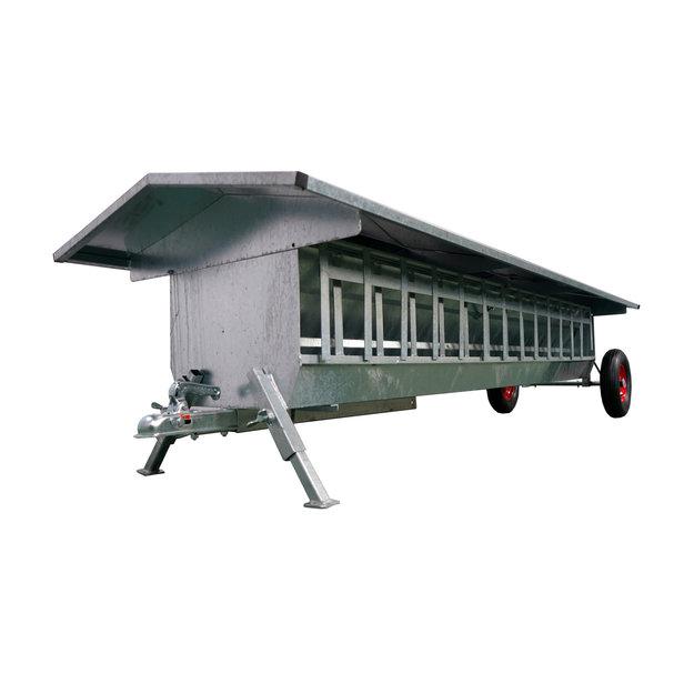 Köhler Holz- und Metallverarbeitung Köhler Weide- und Stallfutterautomat