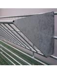 Köhler Holz- und Metallverarbeitung Köhler Heuraufe zum Aufhängen 150 cm