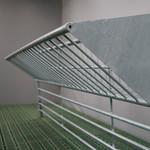 Köhler Holz- und Metallverarbeitung Köhler Heuraufe zum Aufhängen 200 cm