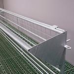 Köhler Holz- und Metallverarbeitung Köhler Heuraufe zum Aufhängen 300 cm