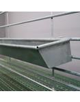 Köhler Holz- und Metallverarbeitung Köhler Futtertrog zum Aufhängen 150 cm
