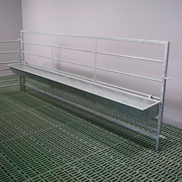 Köhler Holz- und Metallverarbeitung Köhler Futtertrog zum Aufhängen 300 cm