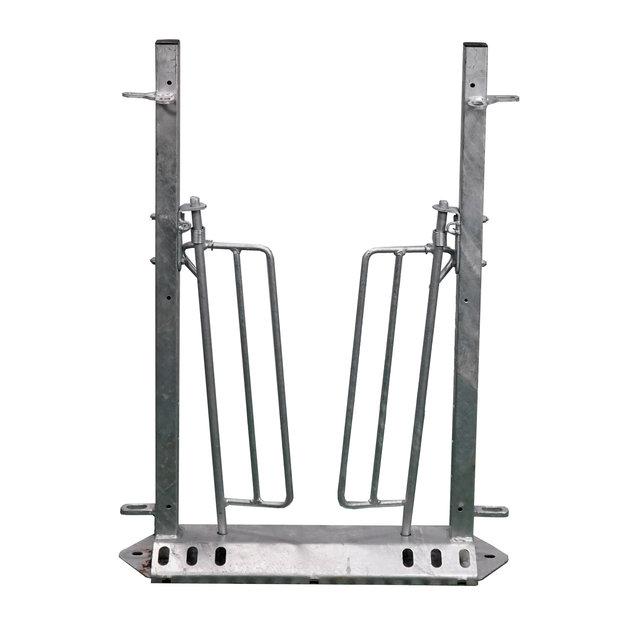 Köhler Holz- und Metallverarbeitung Rücklaufsperre mit Flügeltüren