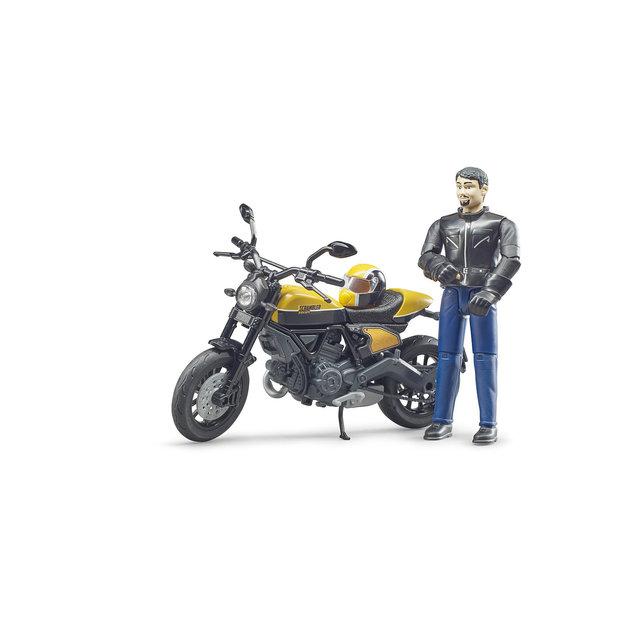 Bruder Bruder Scrambler Ducati Full Throttle 1 :16