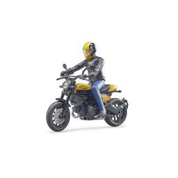 Bruder Scrambler Ducati Full Throttle 1 :16