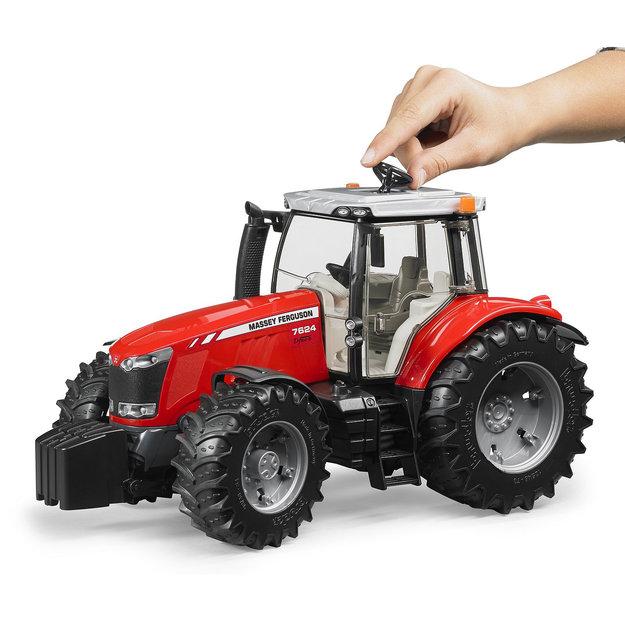 Bruder Bruder Traktor Massey Ferguson 7624 1:16