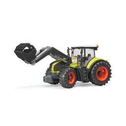 Bruder Traktor Claas Axion 950 mit Frontlader 1:16