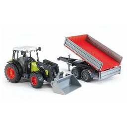 Bruder Traktor Claas Nectis 267 F 1:16