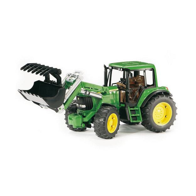 Bruder Bruder Traktor John Deere 6920 mit Frontlader 1:16