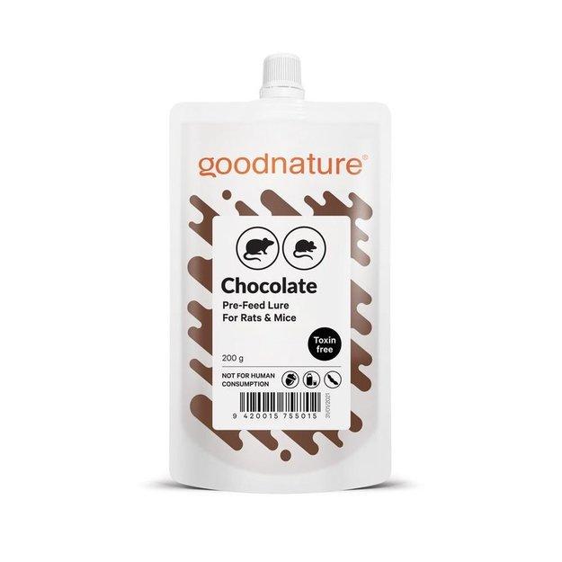 Goodnature® Goodnature® Köder/Lockstoff Schokolade - 200 g
