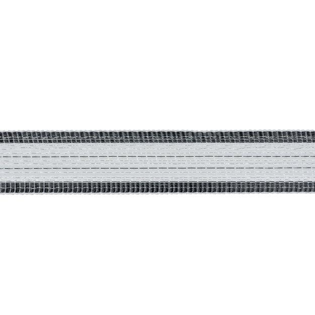 Gallagher  200 m/40 mm Gallagher Weidezaunband PowerLine (weiß)