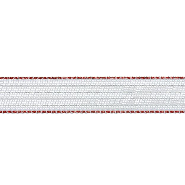 Gallagher  200 m/40 mm Gallagher Weidezaunband TurboStar Super (weiß)