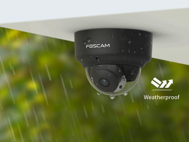 Foscam PoE-Kamera