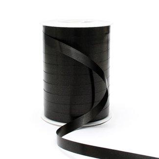Krullint Mat Zwart - 10mm x 250m