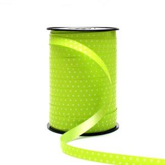 Krullint Bolletje Groen - 10mm x 225m